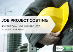 job project costing software