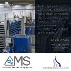 manfacturing software